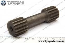 Вал приводу гідромуфти КамАЗ (дв.740) (вир-во Росія)
