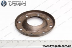 Вкладиш пальця реактивного КамАЗ зовнішній сталь, штамп. (вир-во Росія)