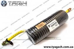 Шланг повітряний поліуретан М16x1,5 чорний 7 м жовтий накіне...