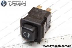 Вимикач (кнопка) заднього протитуманного ліхтаря 12-24В (АВА...