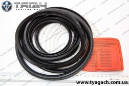 Р/к гідроциліндра НефАЗ-06 (12поз) ГТВ+пластмаса