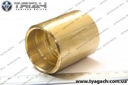 Втулка шкворня (нижня, бронза) Н-70 мм. МАЗ