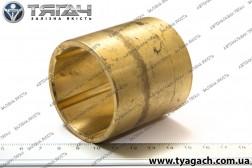 Втулка шкворня МАЗ MAN H=60 бронза (вир-во Росія)