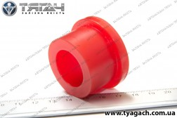 Втулка 24х38-26 валу стабілізатора передньої підвіски МАЗ