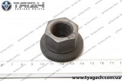 Гайка М22х1,5 кріплення дискового колеса МАЗ ЄВРО тефлон (КС...