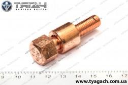 Болт М10х1,5х50 з втулкою кріплення колектора вихідного (КСМ...