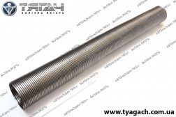 Гофра Ø-110мм (оцинкована) 1 м/п (min 2м.)