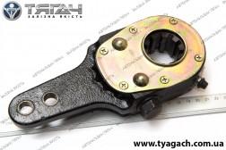Важіль регулювальний прямий крупний шліц МАЗ 10х32х40 (КСМ)