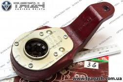 Важіль регулювальний правий широкий шліц МАЗ 10х32х40 (РТ 40...