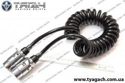 Кабель електричний 7 полюс S MB, MAN (метал) (RIDER)