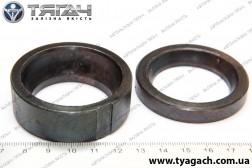 Вкладиш пальця рульового КамАЗ (верхній + нижній) (сталеві) ...
