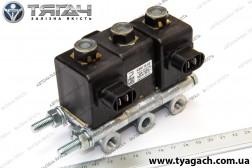 Блок електромагнітних клапанів (Родина) КЄМ КамАЗ Євро