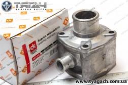 Корпус термостата ЯМЗ 236 (коробка і кришка) <ДК>