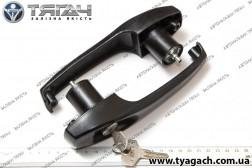 Ручка двері КамАЗ (дві ручки з ключами) (покупн. КамАЗ)