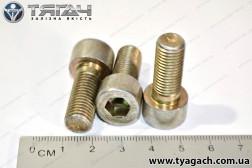 Гвинт М10х1.25х25 електромагнітної муфти КамАЗ