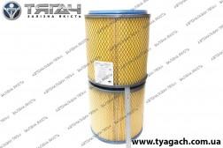 Елемент фільтра повітряного МАЗ (ЯМЗ 8421) (з дном високий) ...